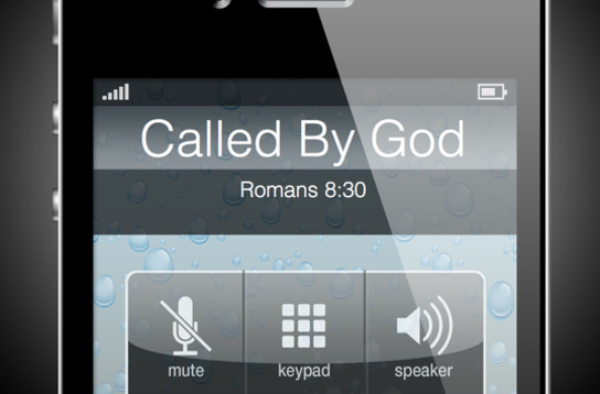 Romans 8 30 Called By God Pic 001